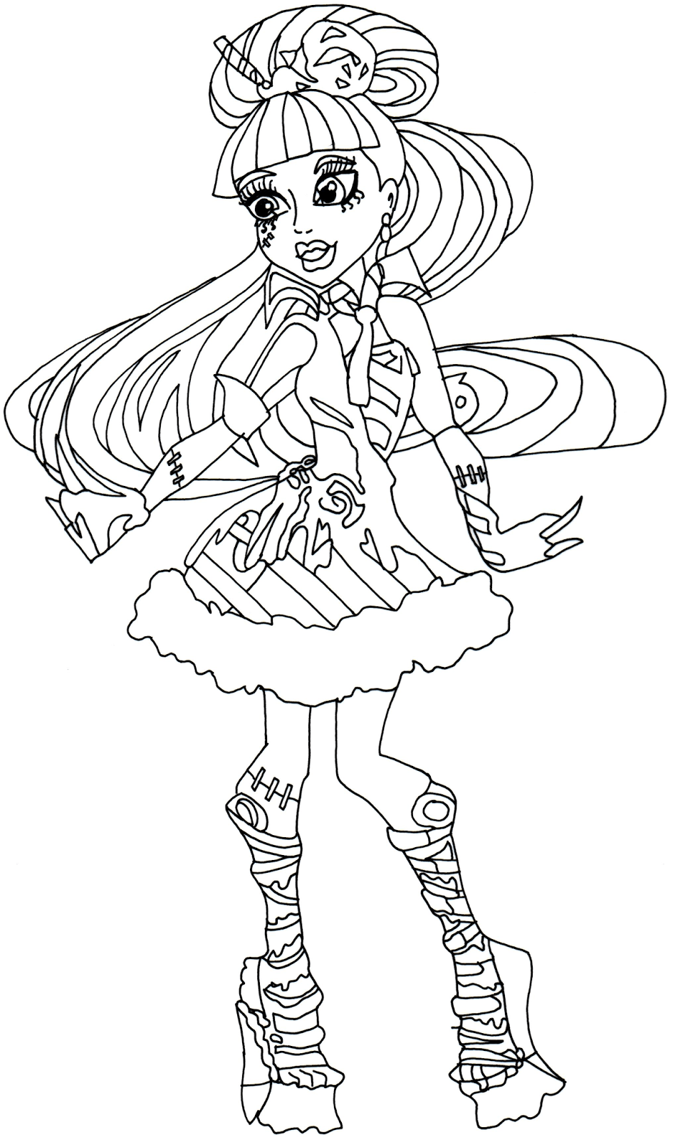 Sweet 1600 coloring pages download and print for free | colouring pages online to print