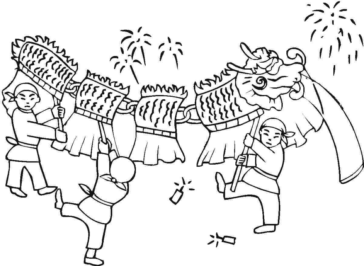 China Coloring Pages To Download And Print For Free