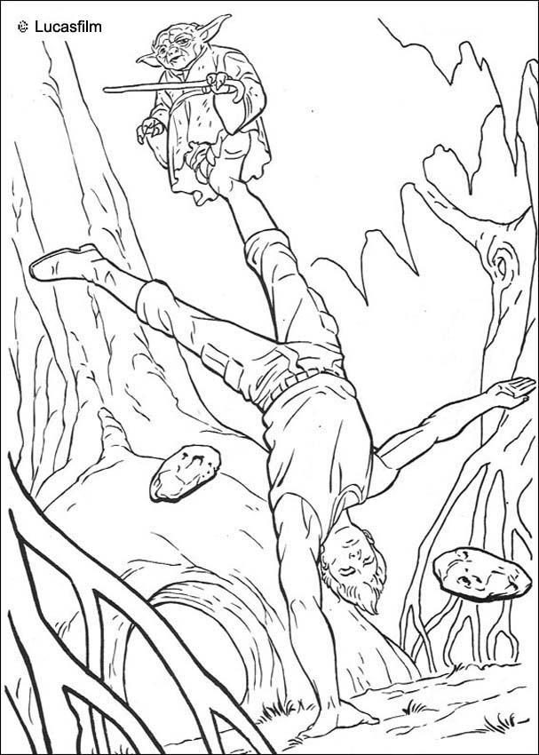 Page 6 Coloring Luke 31