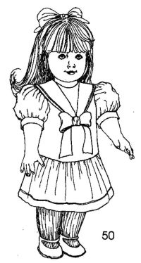 American girl doll coloring pages to download and print ...