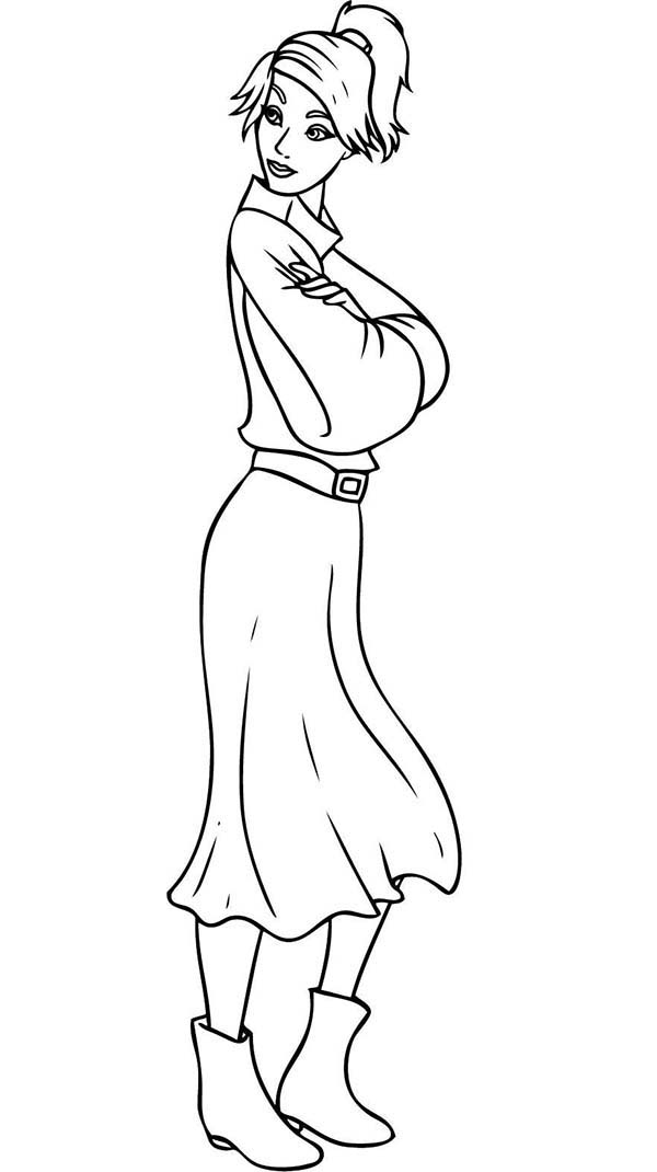 Anastasia Coloring Pages To Download And Print For Free