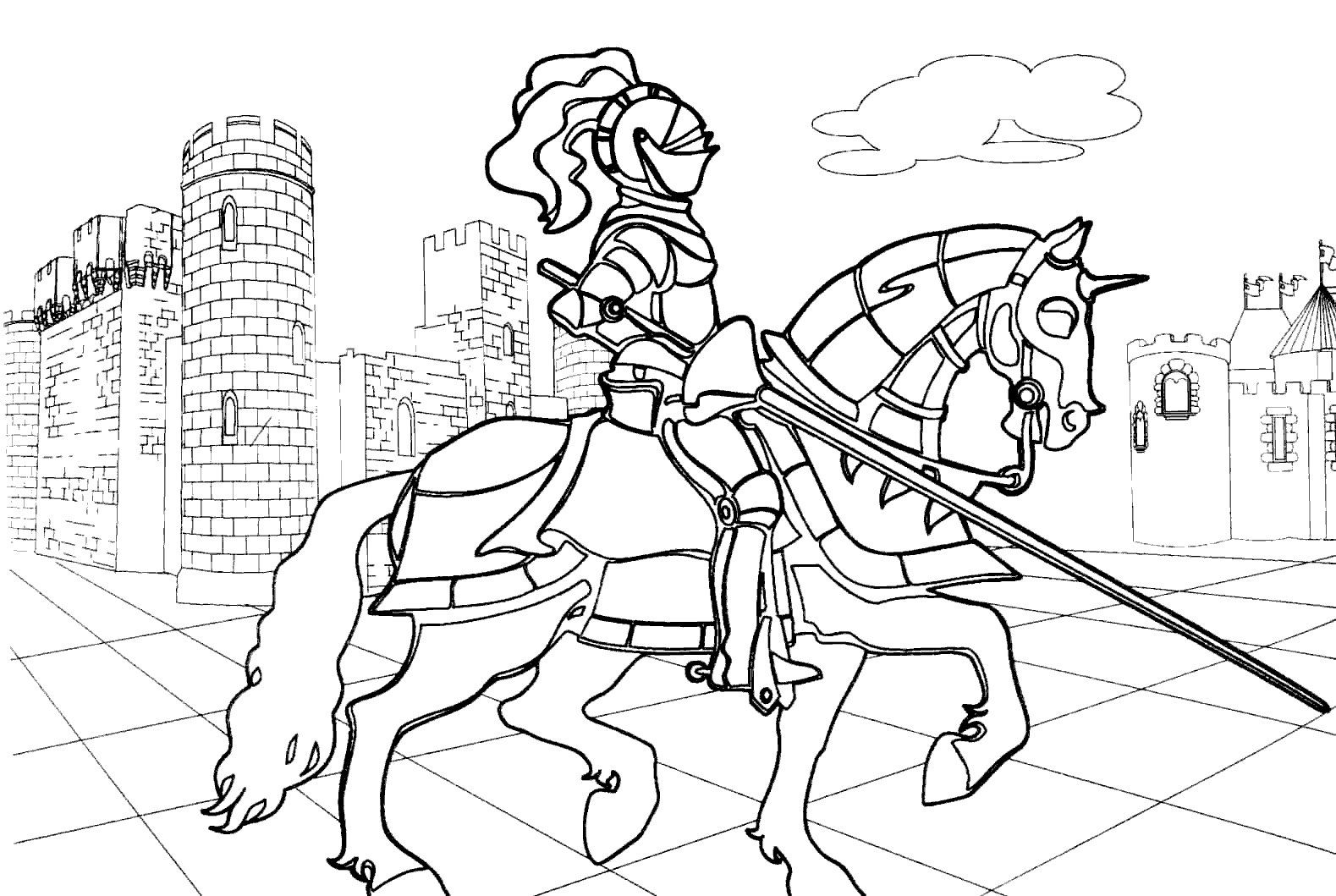 Coloring pages for boys of 11-12 years to download and