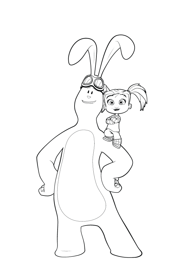 Disney Coloring Pages Kawaii Coloring Pages