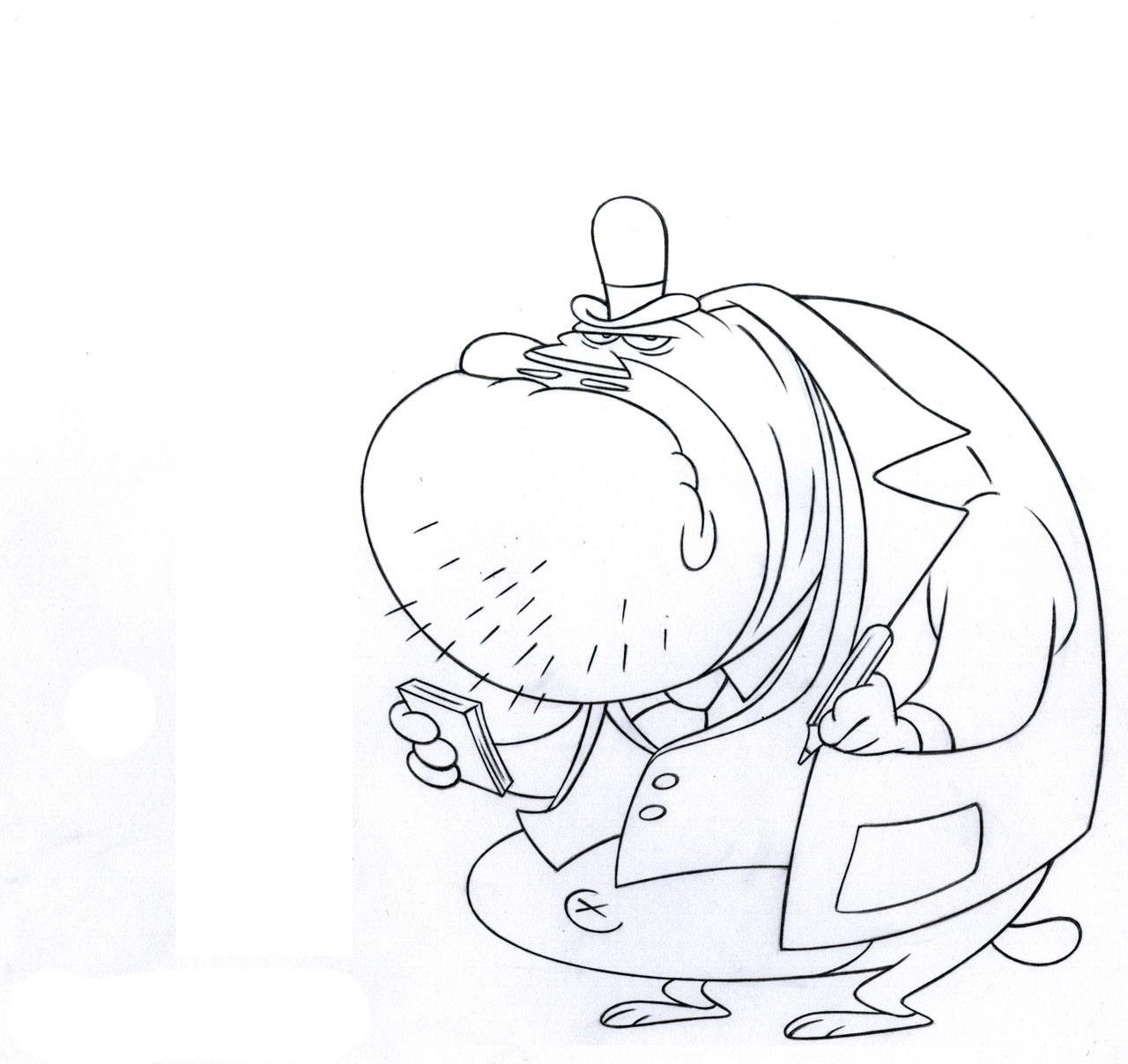 Oggy And The Cockroaches Coloring Pages To Download And