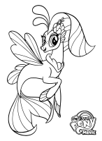 My Little Pony The Movie coloring pages to download and ...