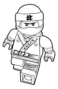 The Lego Ninjago Movie Coloring Pages Lego Ninjago Movie ...