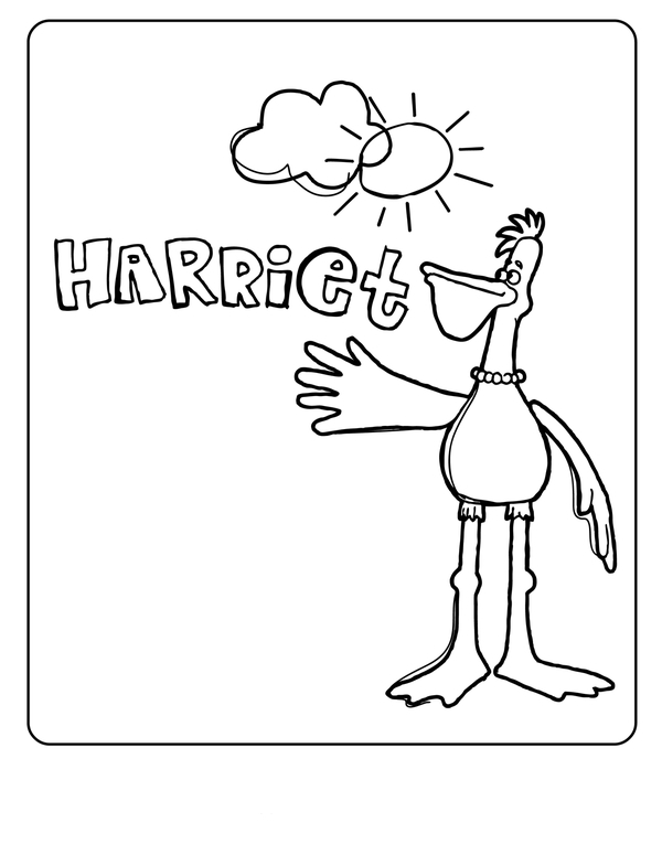 Timmy time Magic coloring pages to download and print for free