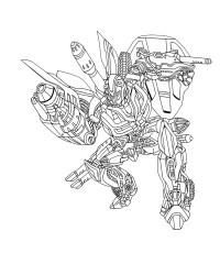 Transformers Bumblebee Da Colorare Immagini Da Colorare