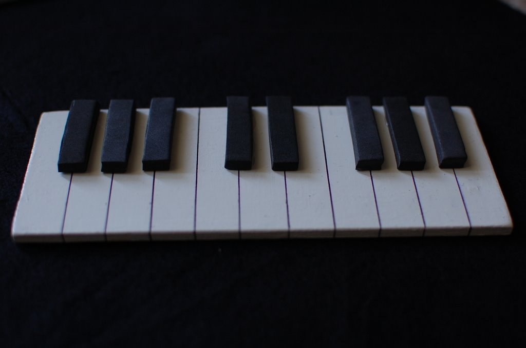 Diy Silent Mini Keyboards Color In My Piano