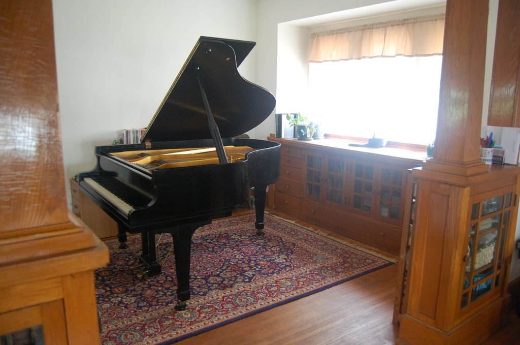 Tour Of My Teaching Studio Color In My Piano