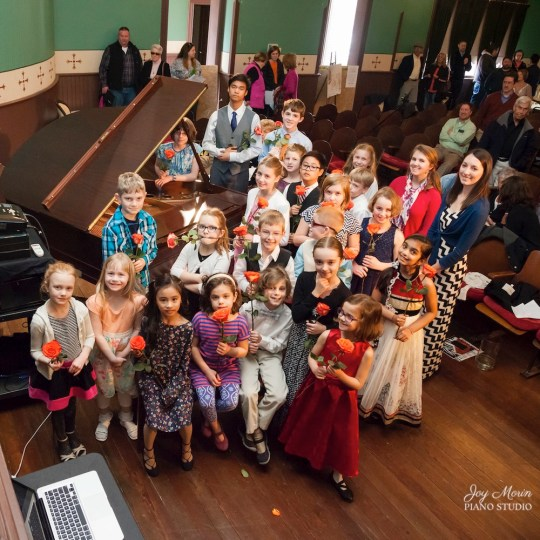 20160320 Recital 111 group shot above - square crop sm wm