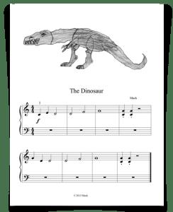Mack T - The Dinosaur 2