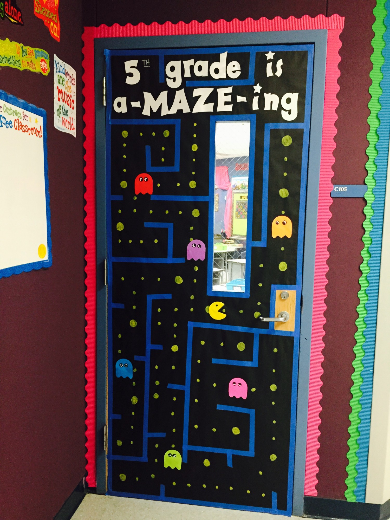 5th Grade Is A Maze Ing