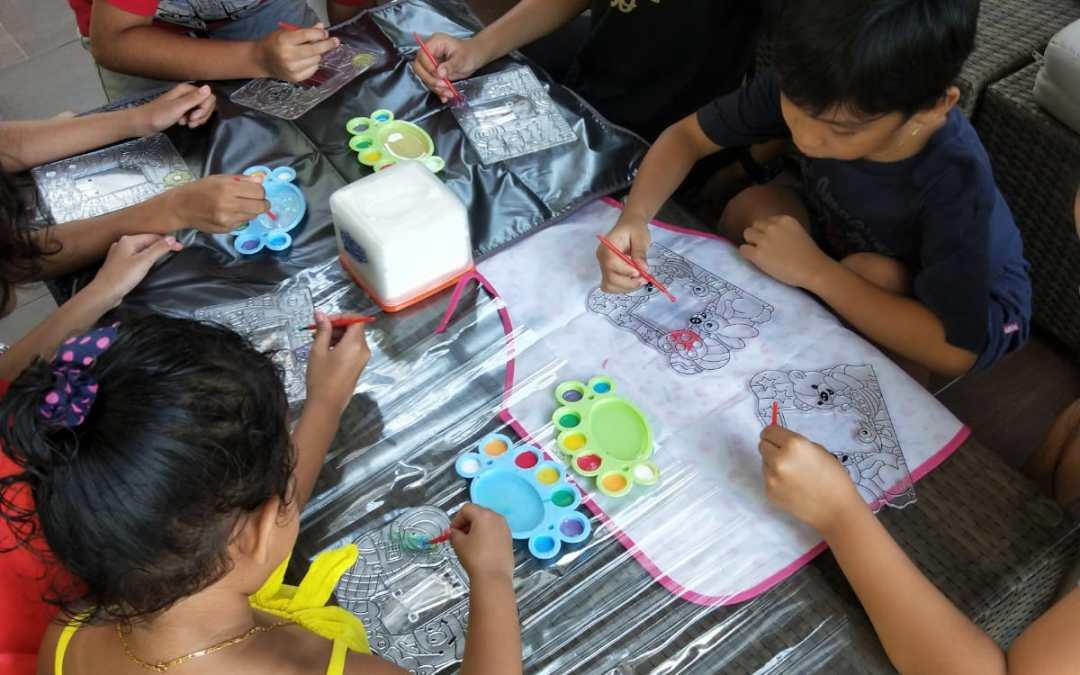 Birthday Party on 12th May 2018 Ecopolitan at Punggol