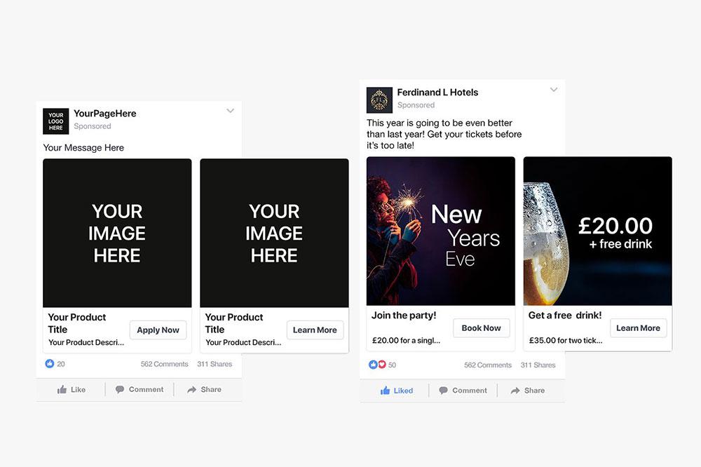 32 best facebook mockups
