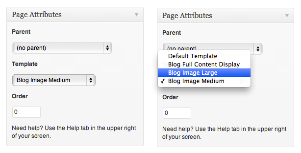 page-attributes