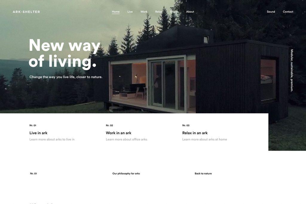 20 Best Architecture Website Design For Inspiration 2020 Colorlib