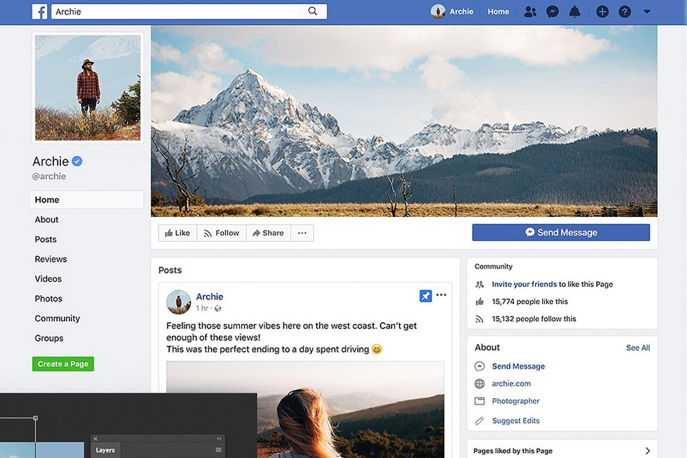 If you're looking for different ways to advertise, these 10 ideas will get you started on the path to succes. 38 Best Facebook Mockups For Your Facebook Marketing Colorlib