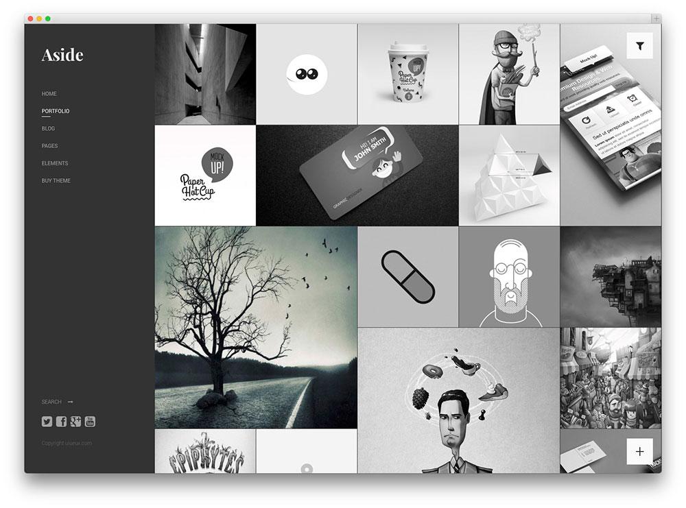 30 Awesome WordPress Portfolio Themes To Showcase Your Work 2017  Colorlib