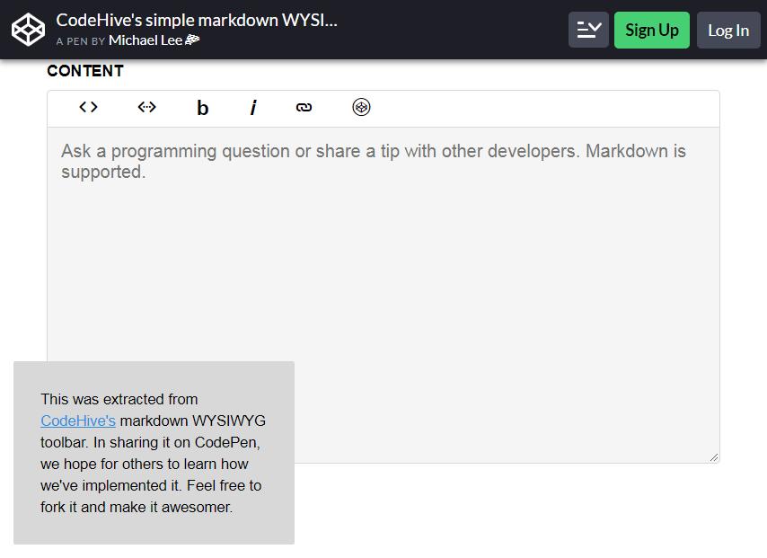 áreas de texto de bootstrap
