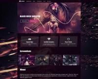 21 Best Clan Website Templates [HTML & WordPress] 2020 ...