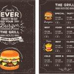 Top 42 Free Restaurant Menu Psd Templates Mockups 2020 Colorlib