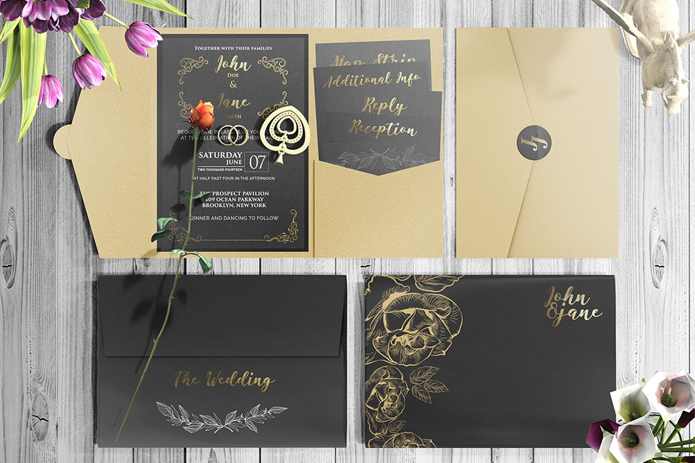 The wording on a wedding invitation can be tricky. 30 Best Free Invitation Mockups For Any Event 2021 Colorlib