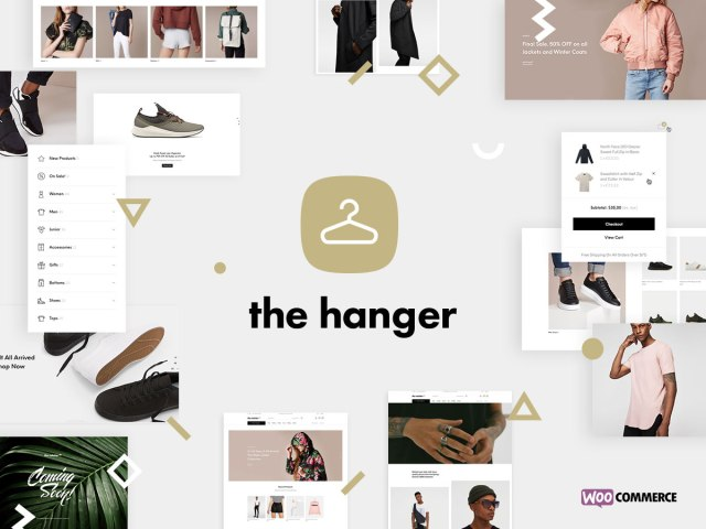 The Hanger  WordPress eCommerce themes