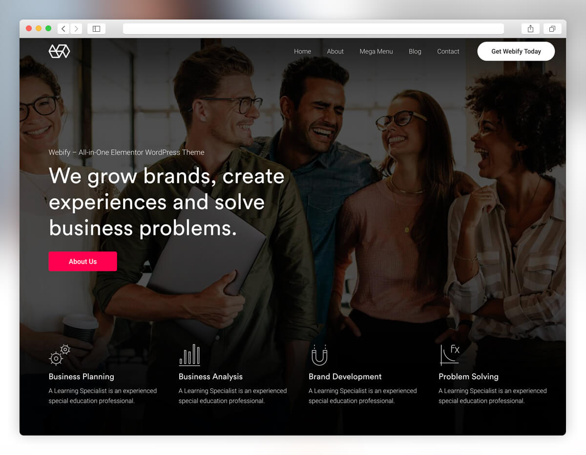 Power html website template is a professional bootstrap theme for digital marketing. 27 Top Advertising Marketing Website Templates 2021 Colorlib