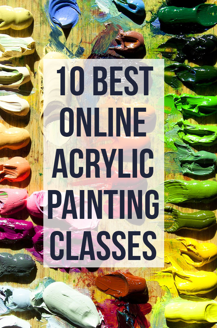 learn to paint with acrylics acrylic painting for beginners