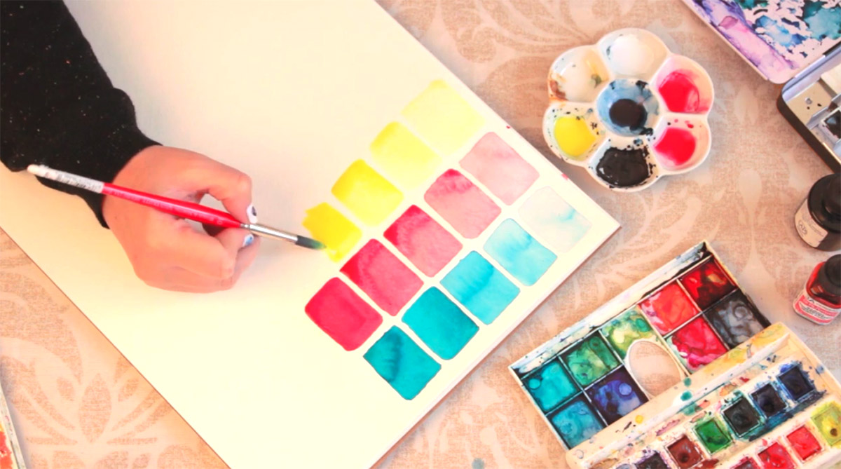 7 Best Online Watercolor Classes: Watercolor for Beginners