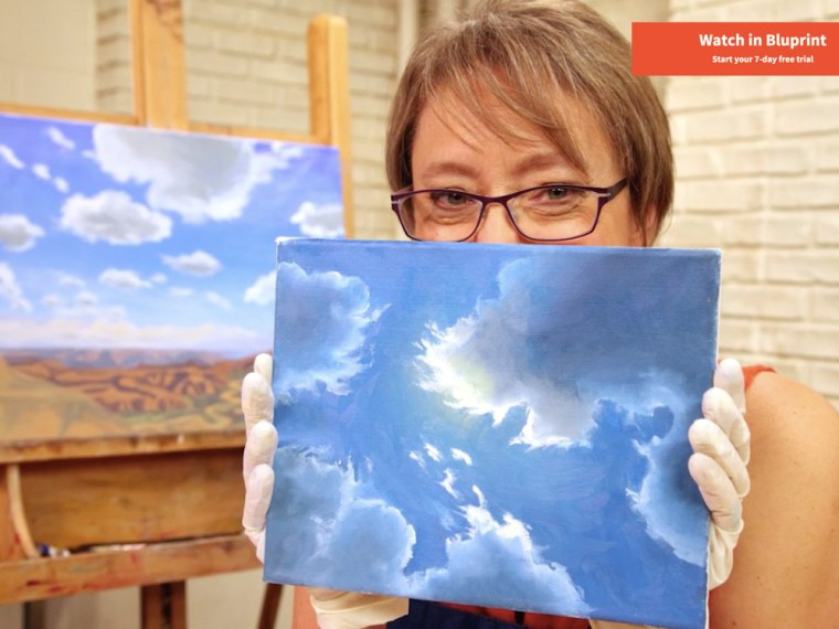 Learn to Paint with Acrylics: Acrylic Painting for Beginners Classes