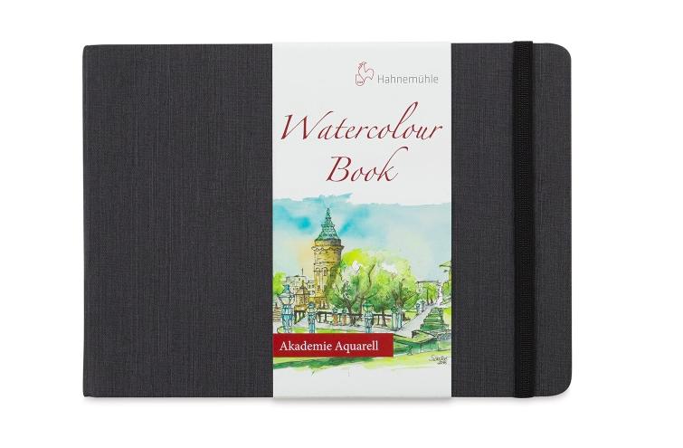 Best Watercolor Paper & Watercolor Sketchbooks for Artists & Beginners: Hahnemuhle Sketchbook