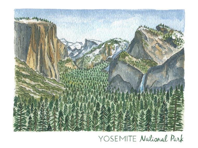 National Park Art