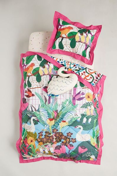 Monika Forsberg Anthropologie Kids Bedding