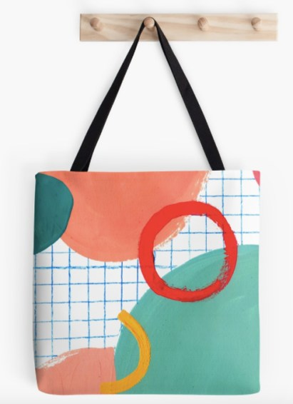 Summer Totes for Picnics or a Day at the Beach