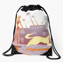 Summer backpacks for Picnics or a Day at the Beach