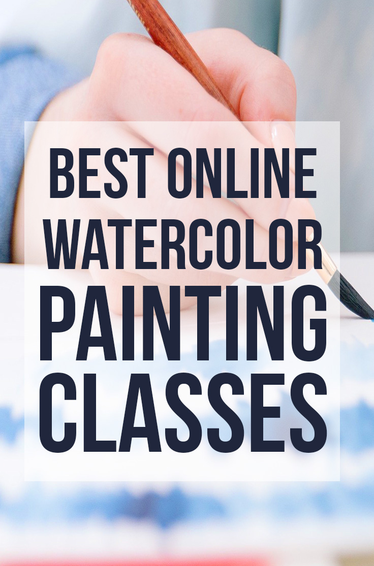 7 Best Online Watercolor Classes: Watercolor Courses for Beginners