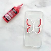 Puffy Paint DIY Phone Cases  Color Made Happy