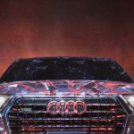 Projection of Greatness – Audi Q7