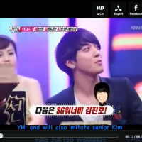 [Vid] 120417 Charming Jung Yonghwa @ SBS Strong Heart [ENG SUBS]