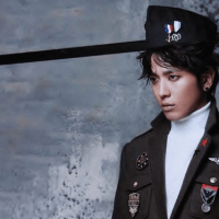 [Scan] 121121 Jung Yonghwa's 'Military Vampire' Shoot @ Singles Magazine December 2012