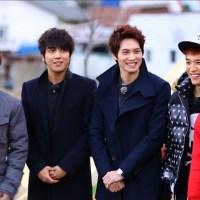 [Vid] 130107 Jung Yonghwa & Lee Jonghyun @ Running Man Episode 127 [Eng Sub]