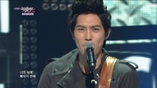 CNBLUE - Man Like Me, I'm Sorry Goodbye Stage @KBS Music Bank 130222(1) 12