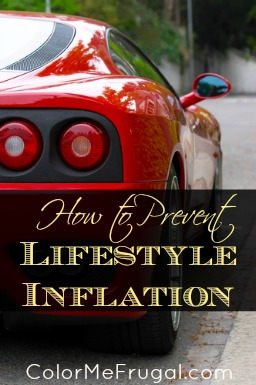 How to Prevent Lifestyle Inflation