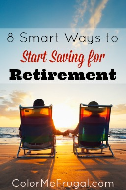 8 Smart Ways to Start Saving for Retirement