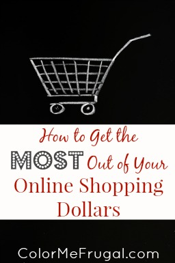 How to Get the Most Out of Your Online Shopping Dollars