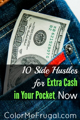 10 Side Hustles for Extra Cash Now