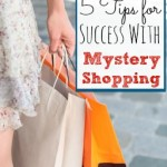 5 Tips for Success With Mystery Shopping
