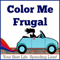 Color Me Frugal updated logo